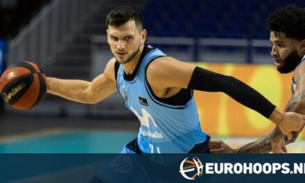 Alessandro Gentile ends season early due to secondary COVID-…