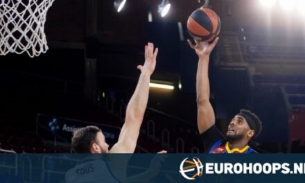 Brandon Davies scores 21 and leads Barcelona past Manresa
