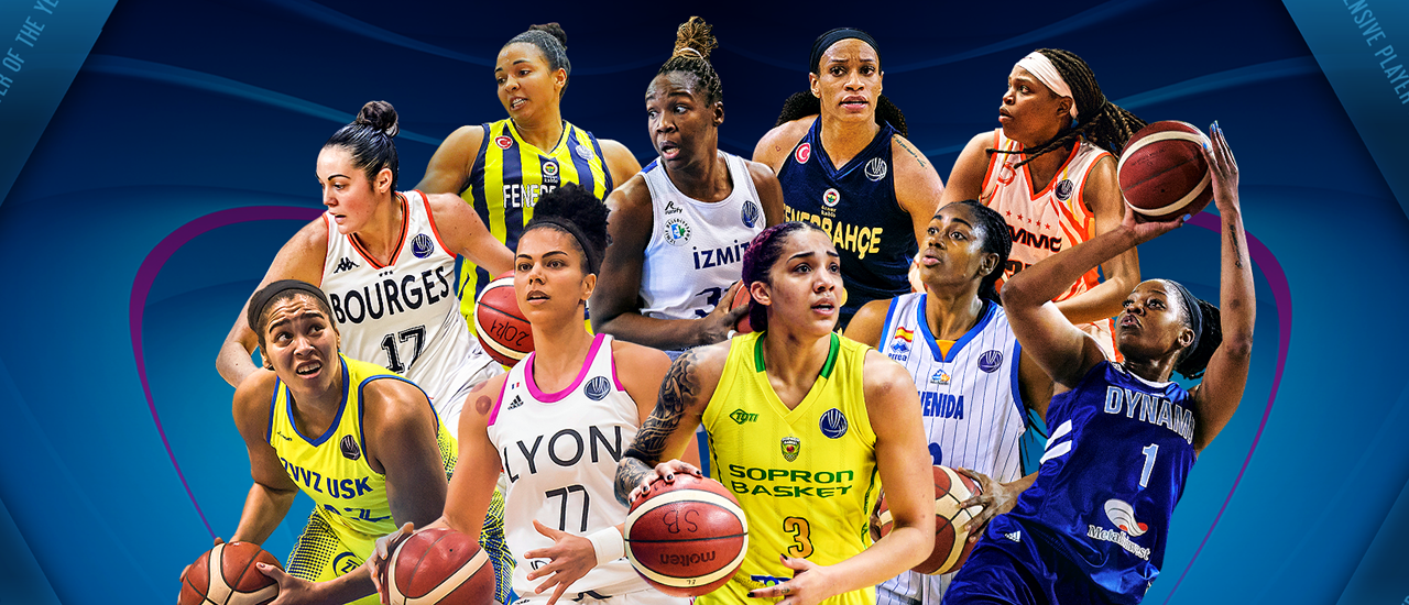 Who deserves the EuroLeague Women Defensive Player of the Ye…