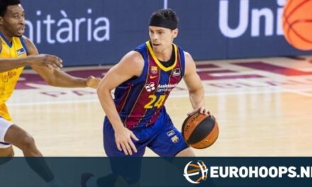 Kuric, Barcelona overcome Burgos