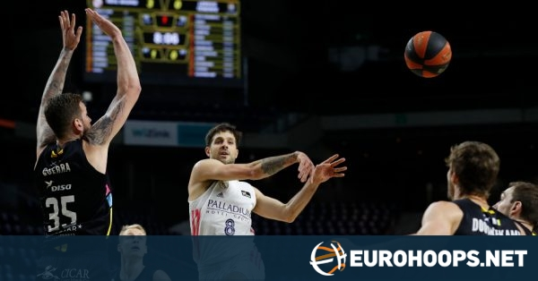 Real Madrid captures 28th win in Spain