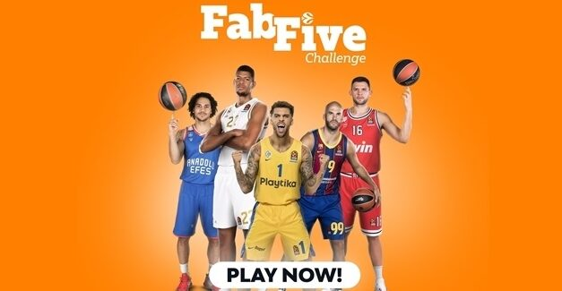 EuroLeague FabFive Challenge Round 28 winner
