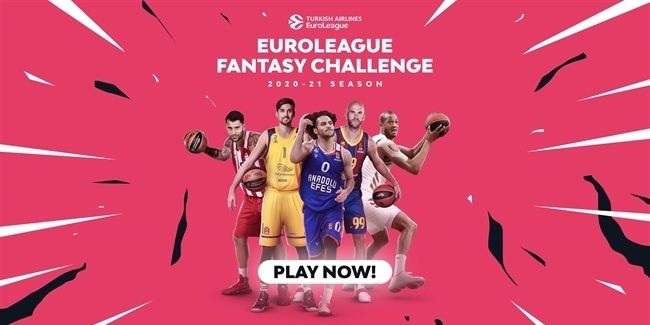 EuroLeague Fantasy Challenge Round 28 winner