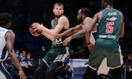 Baskonia made playoff race even tighter