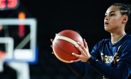 First Final Four sparks gold rush for super rookie Sabally