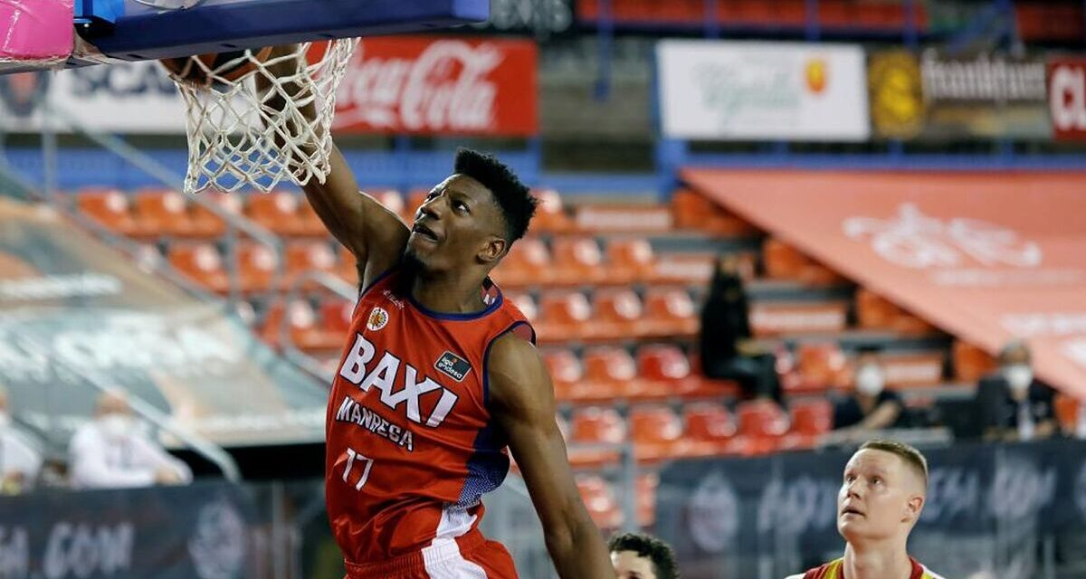 Zaragoza does not prevent Manresa from continuing to dream of the Pl …