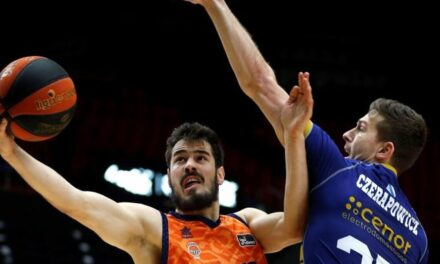 Valencia rejoins the ACB to forget their depression …