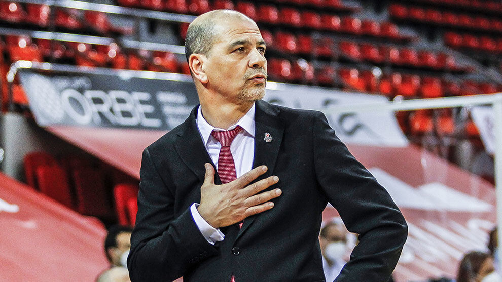 Sergio Hernández leaves Casademont Zaragoza for personal reasons …