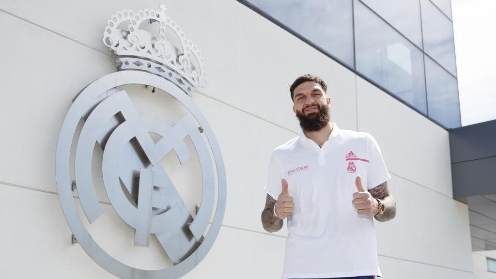 Vincent Poirier will debut this Sunday with Real Madrid