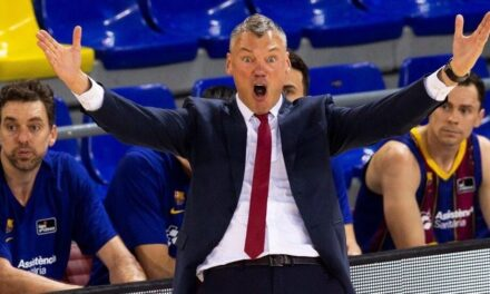Jasikevicius believes that the replacement of Nacho Rodríguez by Navar …