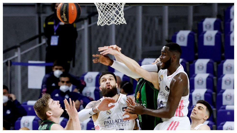 Madrid remains intractable in the League with a good debut by P …