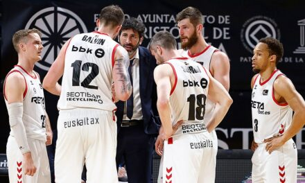 Bilbao Basket registers two positives for coronavirus