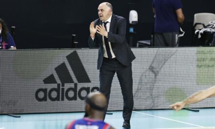 """Laso: """"What the team has shown today is something that …"""
