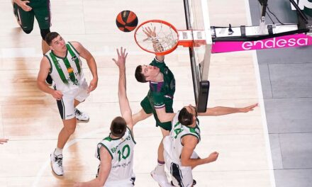 A sensational Brizuela leads Unicaja to victory in the pr …