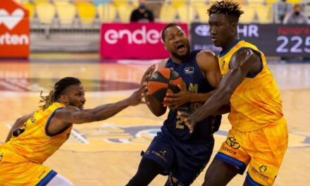 Herbalife Gran Canaria defeats UCAM Murcia and looks out …
