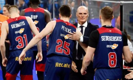 More positives at Baskonia force the game to be postponed an …