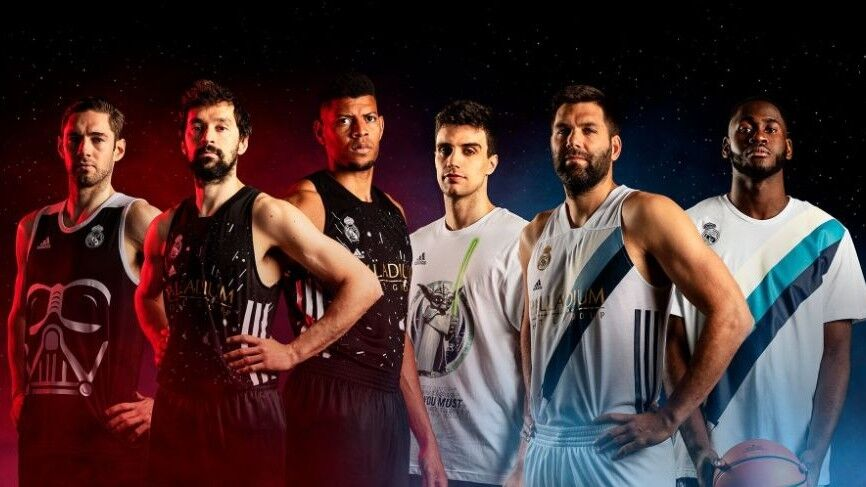 Real Madrid will wear Star Wars hoping that the force …