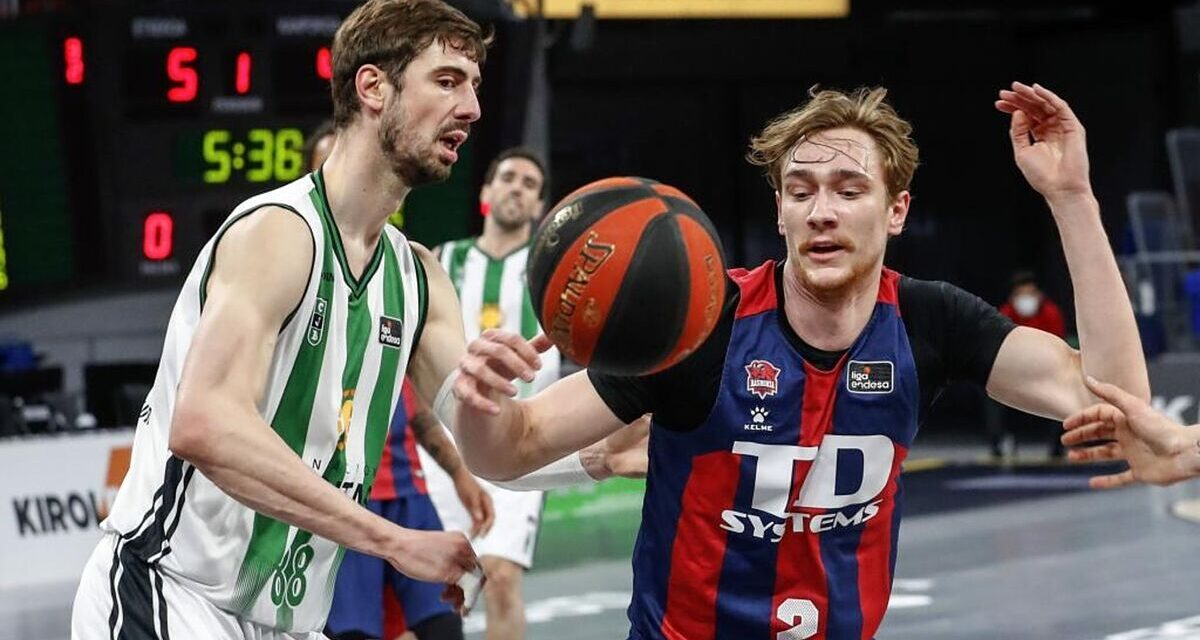 Joventut takes advantage of Baskonia's lack of rhythm and cle …