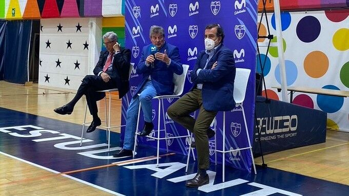 """The president of the Estudiantes: """"Do not go up to the ACB the year that …"""