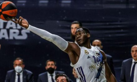 Usman Garuba officially enters the draft and aims to …