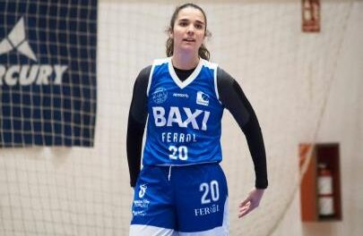 Natalia Rodríguez will return to play in the Endesa League with him