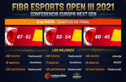 Spain falls in the quarterfinals against a great Turkey