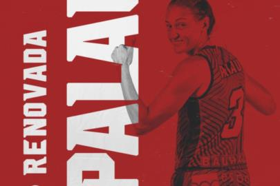 Laia Palau will play one more season at LF Endesa with S …