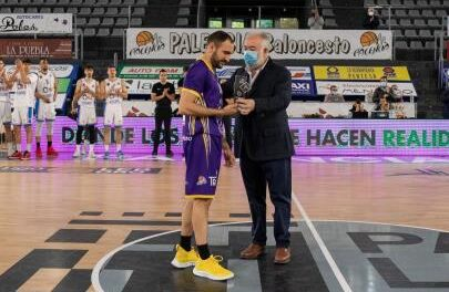 Record: The LEB Oro League crowns Dani Rodríguez as its top …