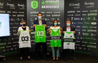 The Herbalife 3×3 Series Circuit returns to lead the