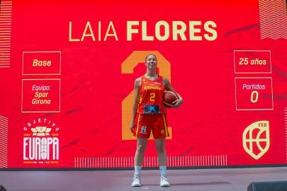 """Laia Flores: """"I never try to lower my arms"""""""