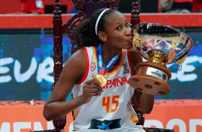 """Astou Ndour, """"excited"""" about the double challenge that awaits …"""