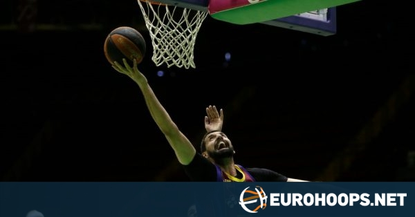 Barcelona rolls Betis for 30th ACB win