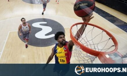Baskonia adds Frantz Massenat