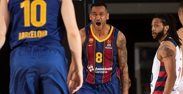 Hanga, defense save Barcelona's special night