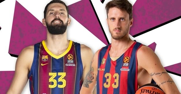 Head-to-head: Nikola Mirotic vs. Achille Polonara