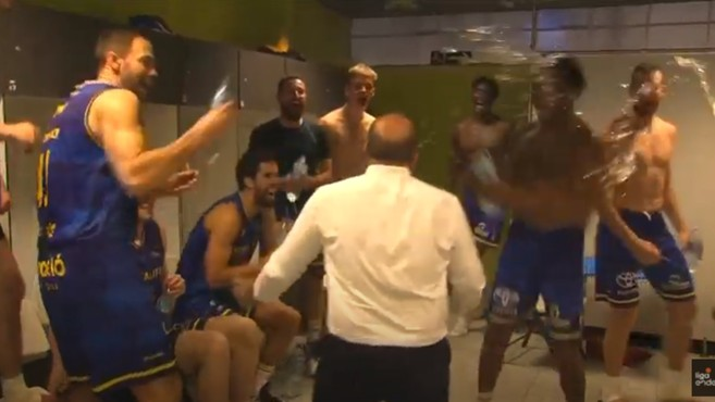 Herbalife Gran Canaria burst of euphoria after learning …