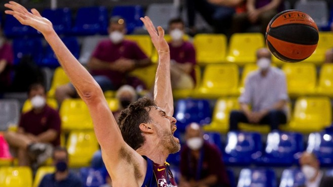 A great Pau Gasol leads Barça's pass to the final of the …