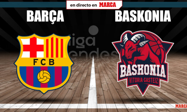 Barcelona – TD Systems Baskonia: summary, result and stat …