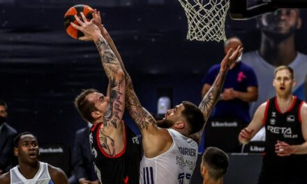 Real Madrid tie the ACB leadership in a very gray game