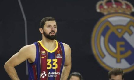 """Mirotic: """"Coming to Barcelona cost me friends, more than …"""