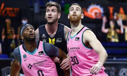 Davies and Barça pick up pace for the Final Four