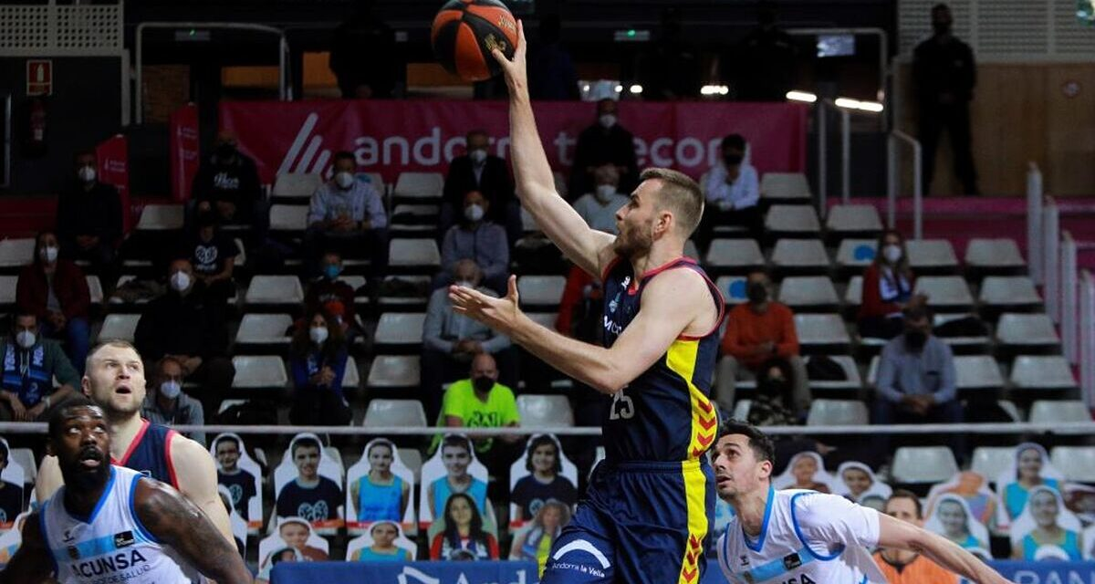 Sterile victory for Andorra that will not play the Playoffs