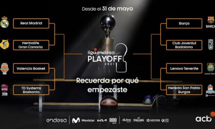 This is how the ACB Playoffs will be: calendar, dates and matches