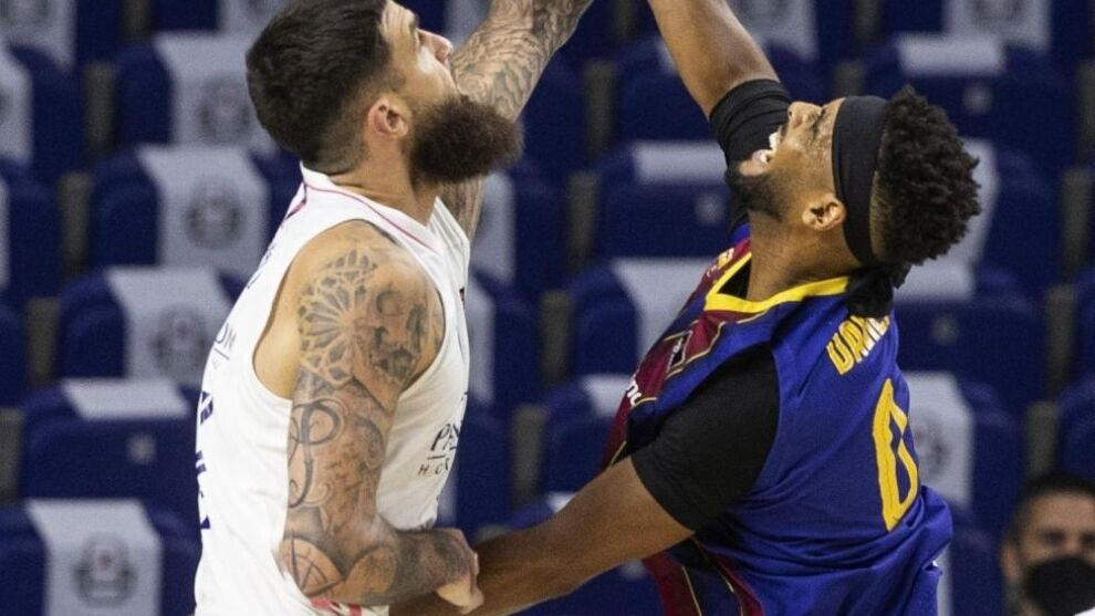 Who is favorite in Barça Basket vs Real Madrid in the s …