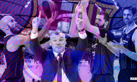 Jasikevicius, Mirotic, Gasol … the proper names of a Ba …