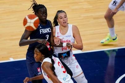Spain takes sensations and distributes minutes in Toulouse (66-57 …