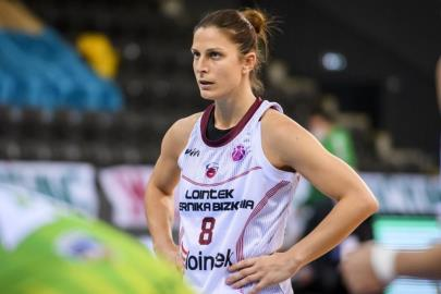 Serbian shooting guard Milica Ivanovic joins the squad of …