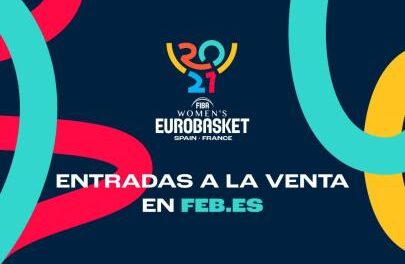 Tickets on sale in Valencia for the Women's EuroBasket …