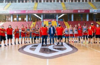 The Women's National Team begins in Córdoba the second part of