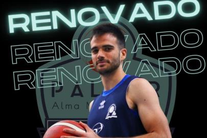 Pol Figueras, one more year with Palmer Alma Mediterránea Pal …